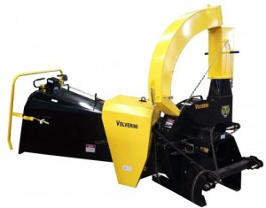 Volverini Tractor mounted woodchipper